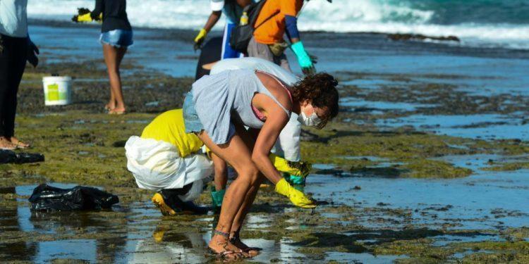 Praias Afetadas Pelo Óleo