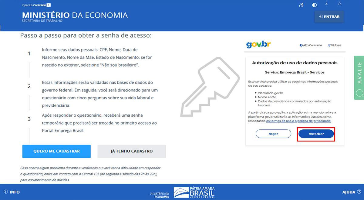 seguro desemprego online como solicitar