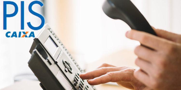 Telefone consulta ao PIS